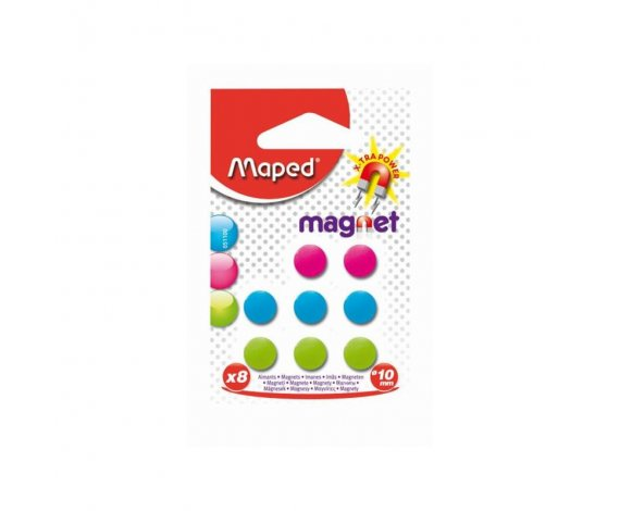 MAPED 051100 MIKNATIS 10 mm 8 Lİ