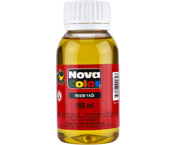 NOVA COLOR RESİM YAĞI 100 ml NC-278