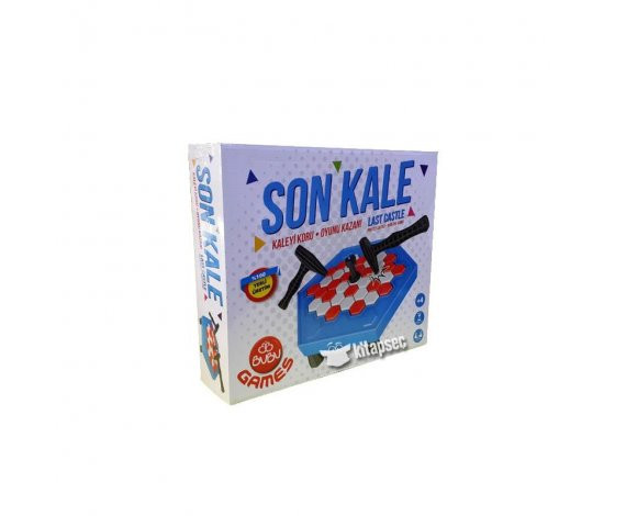 BU-BU GAMES SON KALE PLASTİK GM0026